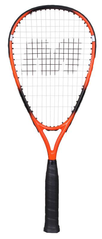 Oranžová ricochetová raketa Merco - délka 53,5 cm