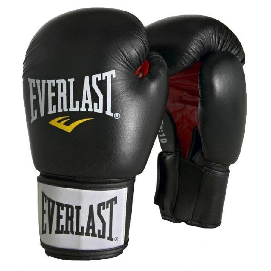 Černé boxerské rukavice Everlast