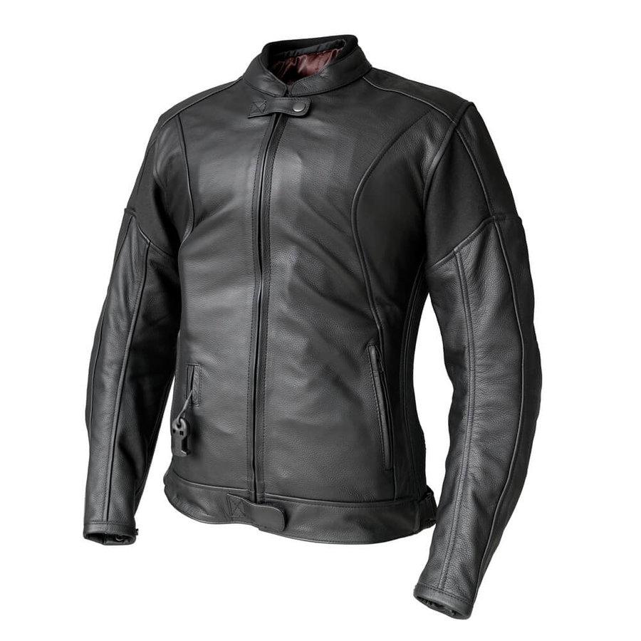 Černá dámská motorkářská bunda Xena, Helite