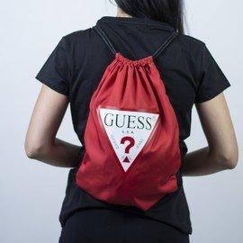 Vak na záda - Backpack | O94Z06-C50 | Červená | ONE