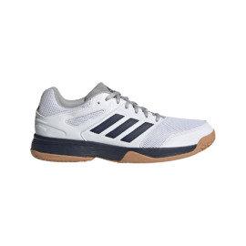 Bílá pánská sálová obuv Adidas