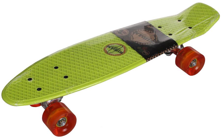 Zelený pennyboard Nijdam