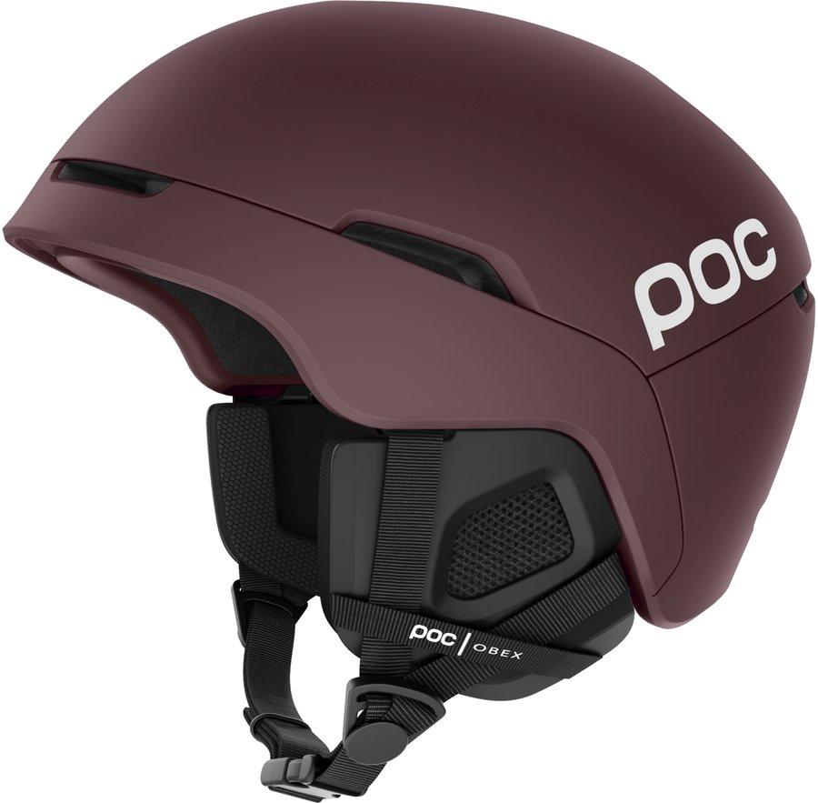 Červená helma na snowboard POC - velikost XS-S