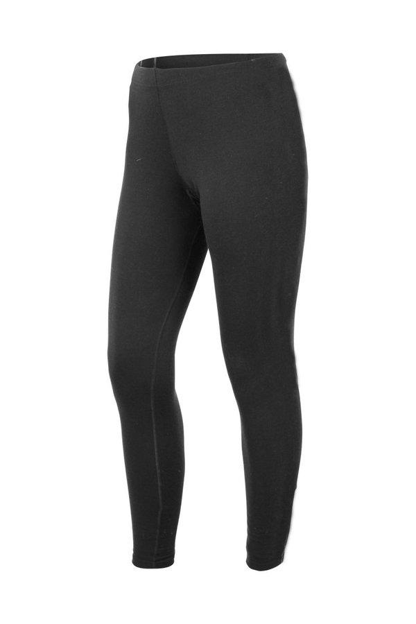 Černé dámské funkční kalhoty Lasting - velikost S