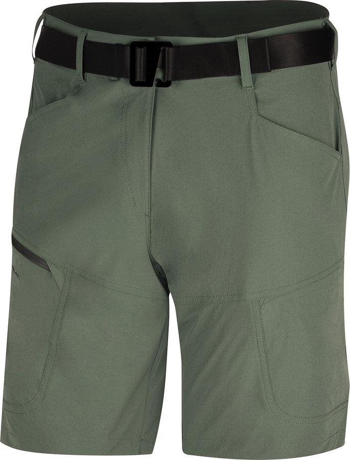 Zelené pánské kraťasy Husky - velikost XL
