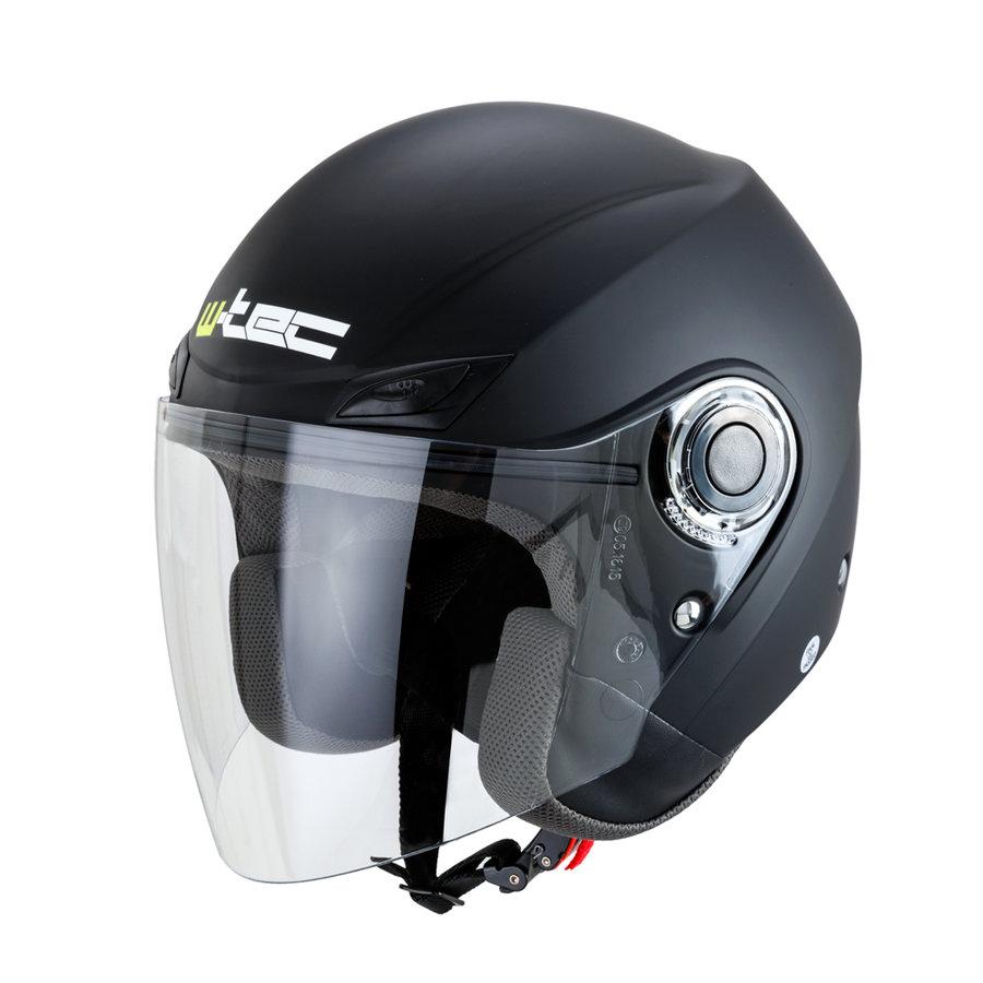 Helma na motorku NK-627, W-TEC
