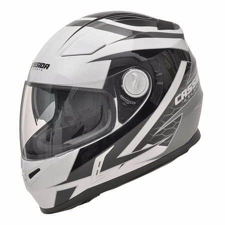 Helma na motorku Evo, Cassida - velikost 61-62 cm
