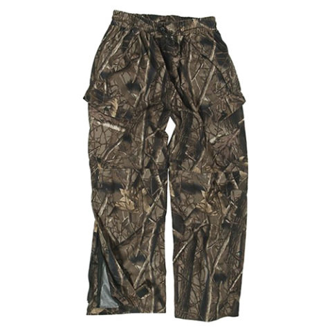 Kalhoty - Kalhoty HUNTER lovecké WILDTREE CAMO