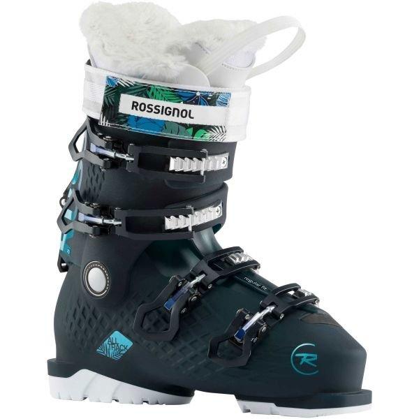 Černé dámské lyžařské boty Rossignol