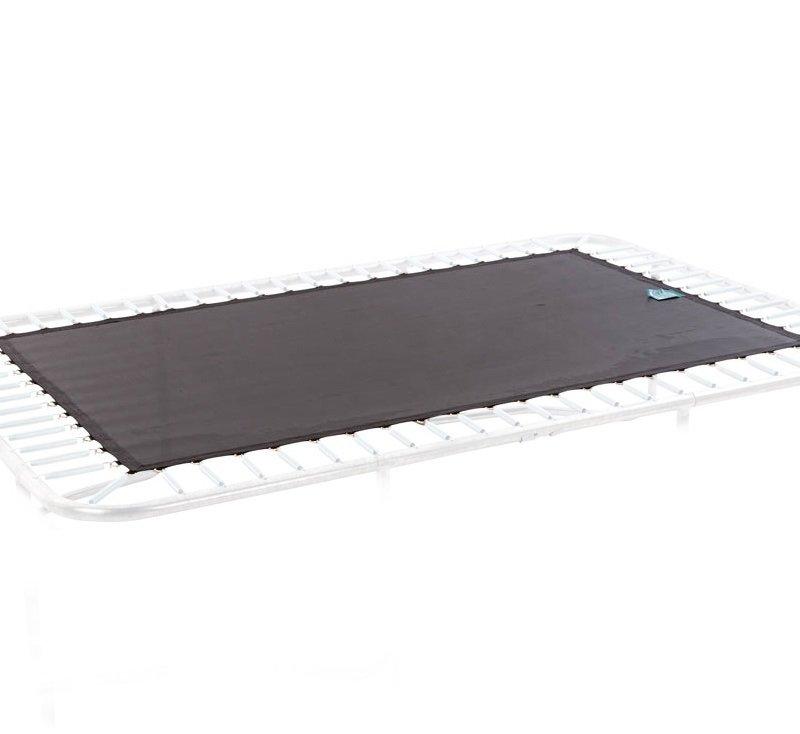 Černá odrazová plocha na trampolínu Masterjump - délka 510 cm a šířka 368 cm