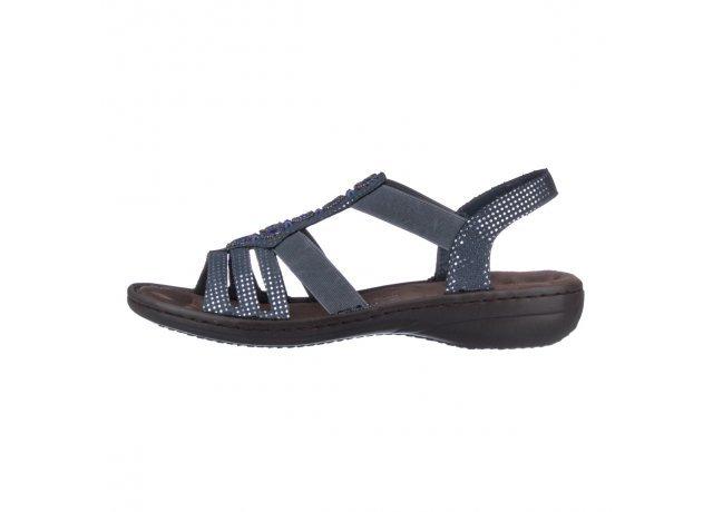 Sandály - Sandály RIEKER 60813-12