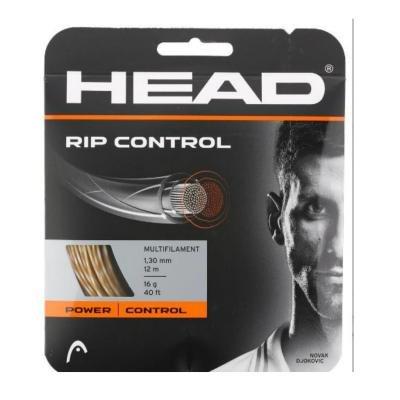 Béžový tenisový výplet Head - průměr 1,30 mm a délka 12 m