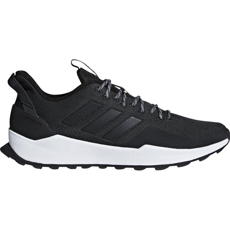 Černé pánské běžecké boty questar, Adidas - velikost 42 EU