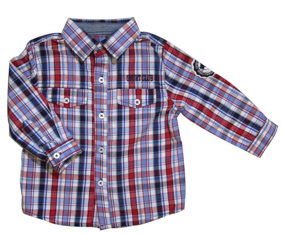 Dětská chlapecká košile