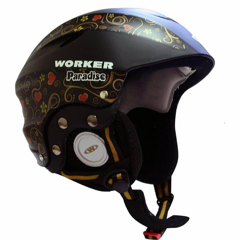 Lyžařská helma Worker - velikost 48-52 cm