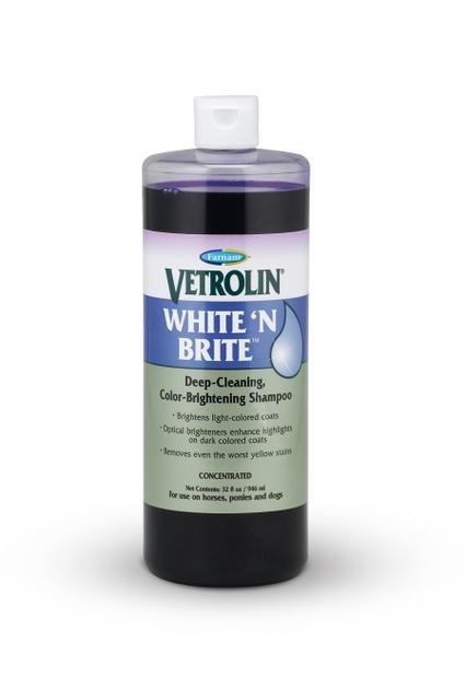 Šampon - Farnam White 'N Brite Shampoo 946 ml