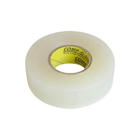 Transparentní hokejová páska na holeně Comp-O-Stik - délka 25 m