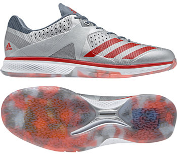 Sálová obuv - Sálovky adidas Counterblast Silver UK 11,5