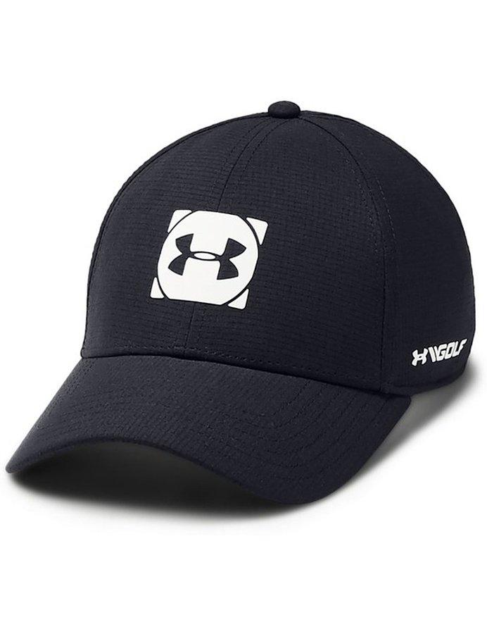 Černá pánská golfová kšiltovka Under Armour