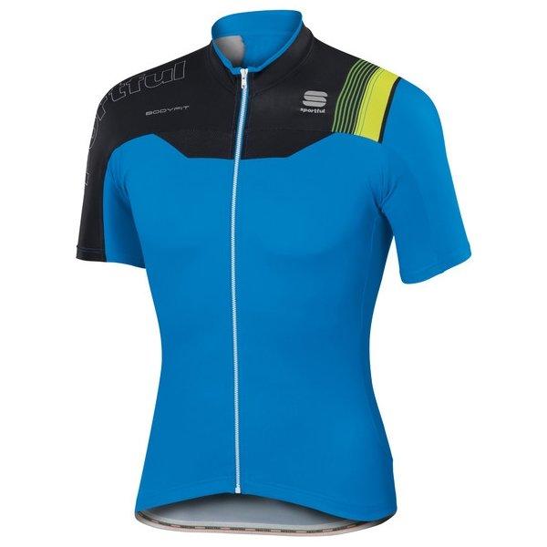 Modrý pánský cyklistický dres Sportful