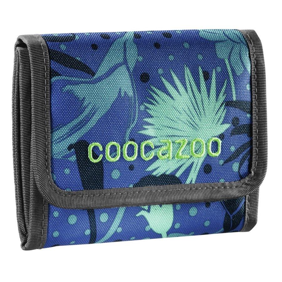 Peněženka - Coocazoo CashDash Tropical Blue
