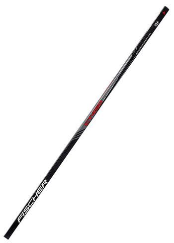 Černo-šedý hokejový shaft - senior Fischer