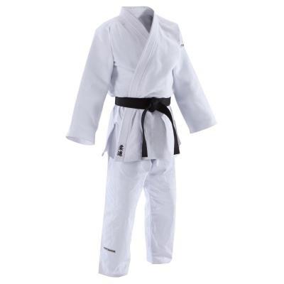 Bílé kimono na judo Outshock