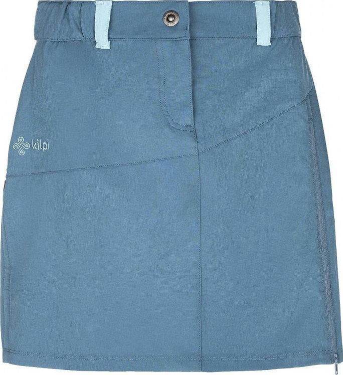 Modrá dámská sukně Kilpi