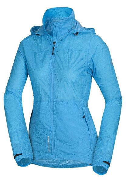 Cyklistická bunda - Dámská bunda Northfinder Northkit Velikost: L / Barva: modrá