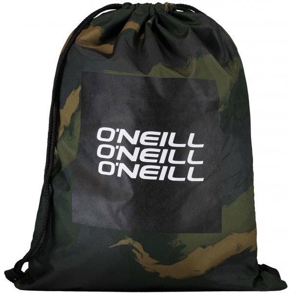 Zelený vak na záda O'Neill