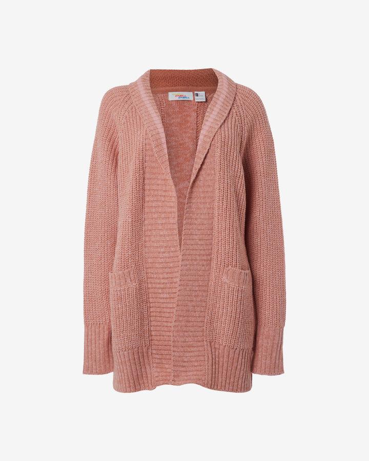 Růžový dámský svetr O'Neill - velikost L