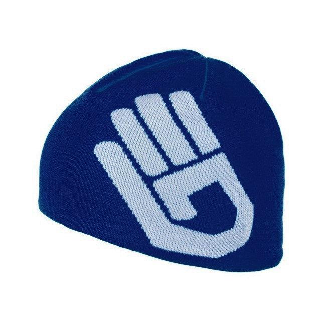 Modrá dámská zimní čepice Sensor