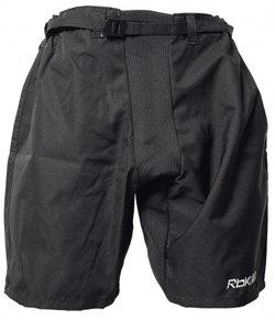 Modré hokejové návleky - senior Reebok - velikost XL