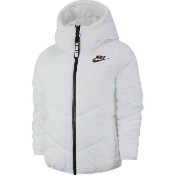 Bílá dámská bunda Nike