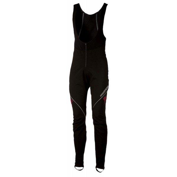 Černé pánské kalhoty na běžky Progress - velikost S