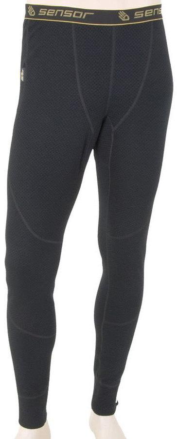 Černé pánské funkční kalhoty Sensor
