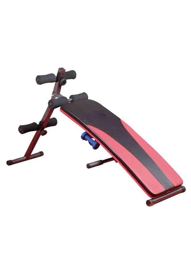 Posilovací lavice - Posilovací lavice Fitness Sit up bench 1205