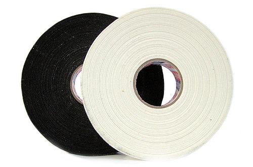 Hokejová páska - Izolace na hokejky Jaybird 50 m x 25 mm Barva: bílá