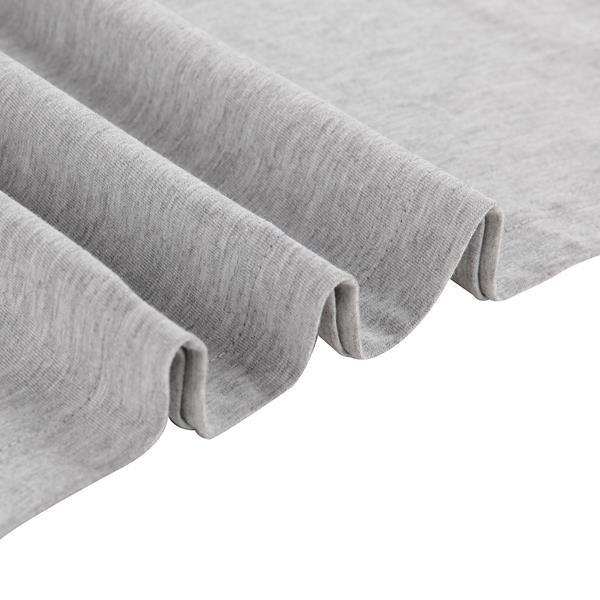 Šedé pánské tričko s krátkým rukávem Alpine Pro - velikost M