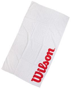 Ručník - Ručník Wilson Sport Towel 60 x 120 cm