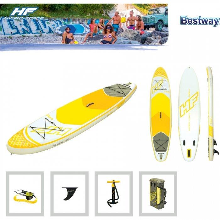 Nafukovací paddleboard HydroForce