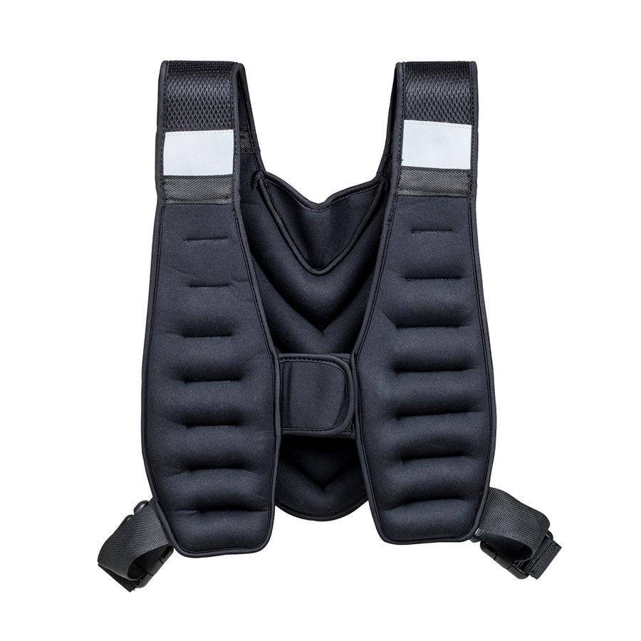 Černá zátěžová vesta Bracus, Insportline - 5 kg