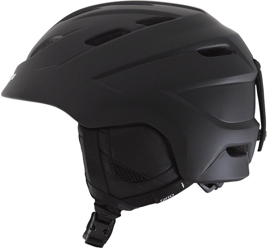Černá pánská helma na snowboard Giro - velikost S