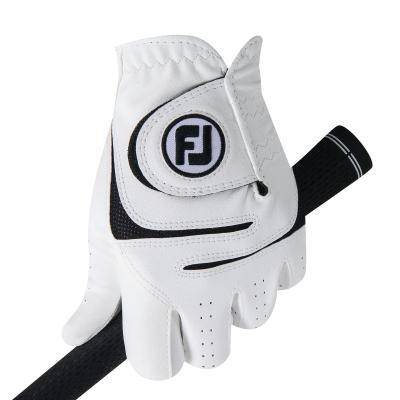 Bílá levá golfová rukavice FootJoy