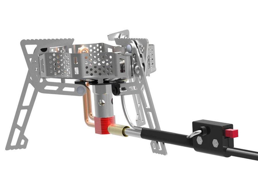 Kempingový vařič - Plynový vařič COLEMAN FyreStorm PCS bez kartuše