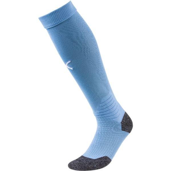 Modré pánské fotbalové štulpny Puma