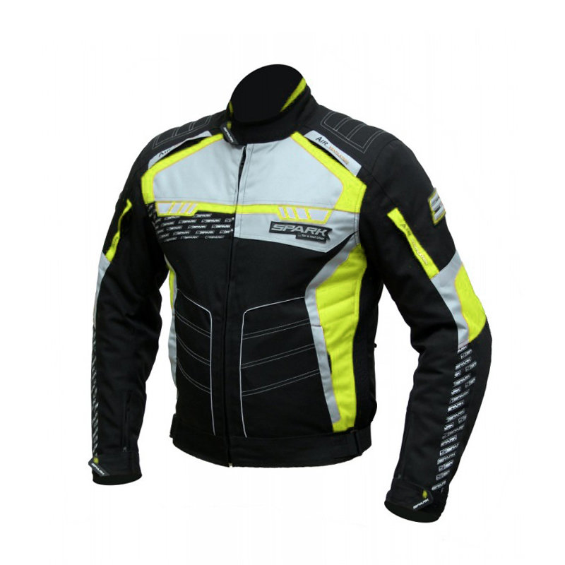 Pánská motorkářská bunda Mizzen, Spark