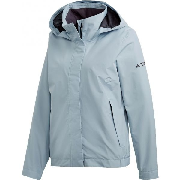 Modrá dámská bunda Adidas