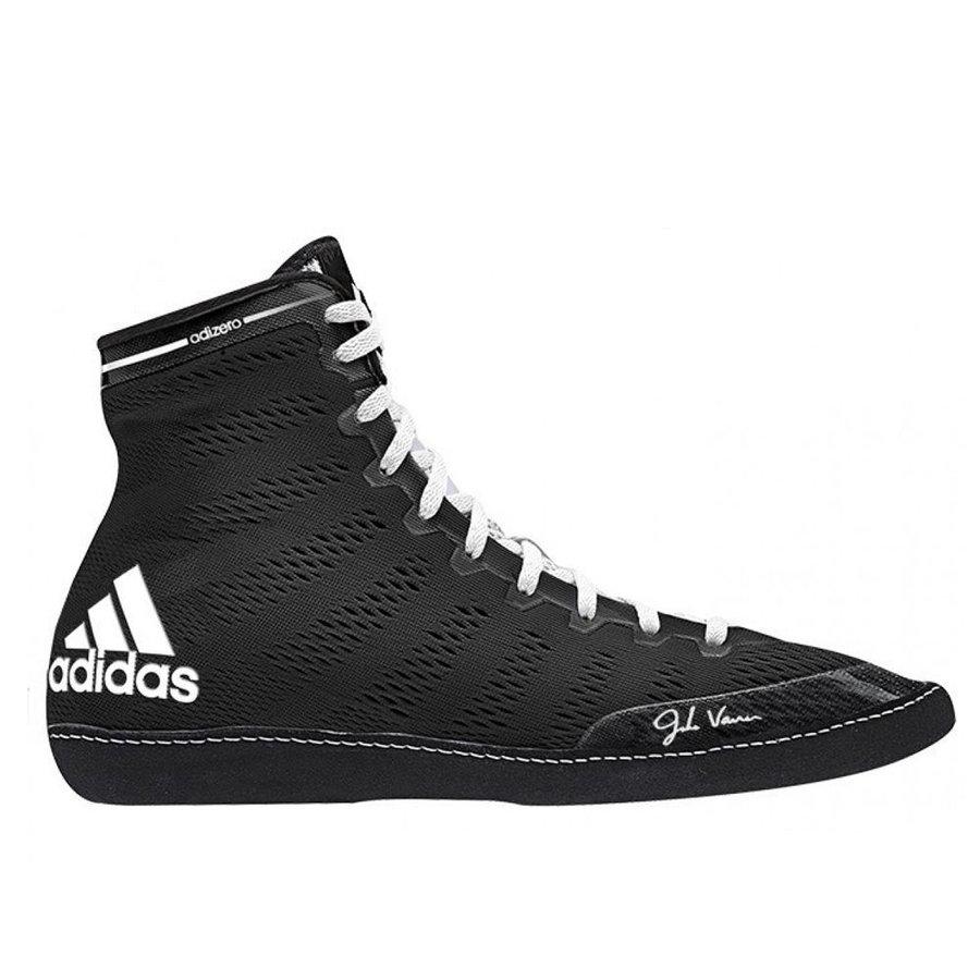 Černé zápasnické boty adizero Jack Varner, Adidas