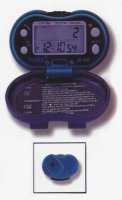 Digitální krokoměr s pulsmetrem JS-208, Junso
